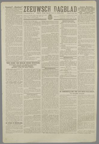 Zeeuwsch Dagblad 1945-04-27