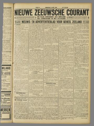 Nieuwe Zeeuwsche Courant 1928-04-12