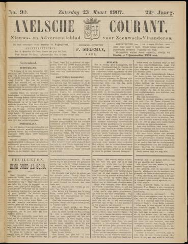 Axelsche Courant 1907-03-23