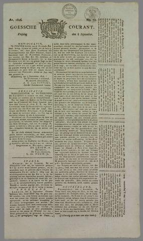 Goessche Courant 1826-09-08