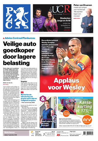 Provinciale Zeeuwse Courant 2018-09-07