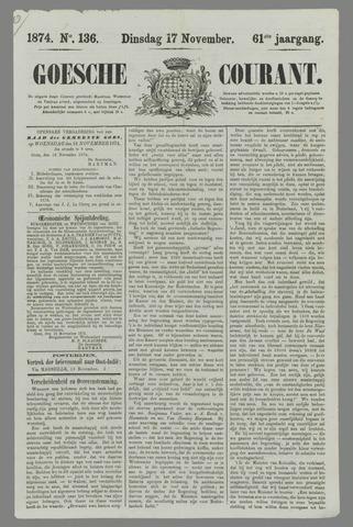 Goessche Courant 1874-11-17