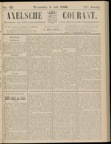 Axelsche Courant 1906-07-04
