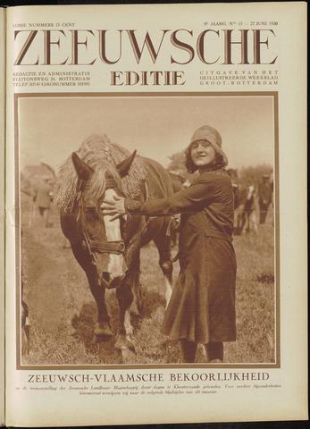 Ons Zeeland / Zeeuwsche editie 1930-06-27