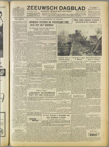 Zeeuwsch Dagblad 1952-02-29