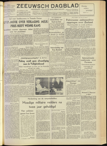 Zeeuwsch Dagblad 1955-02-02