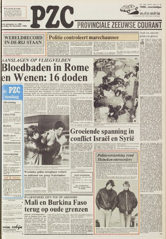 Provinciale Zeeuwse Courant 1985-12-28