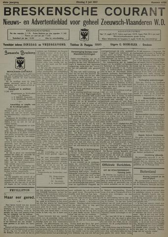 Breskensche Courant 1937-07-06