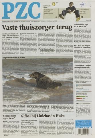 Provinciale Zeeuwse Courant 2008-02-16