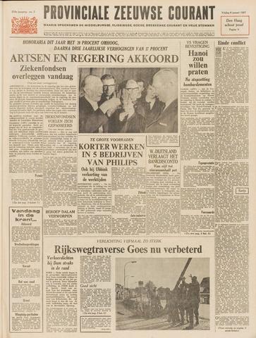 Provinciale Zeeuwse Courant 1967-01-06