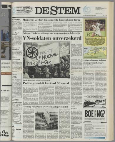 de Stem 1992-11-16