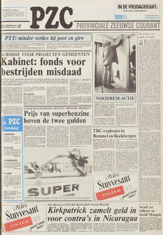 Provinciale Zeeuwse Courant 1985-05-08