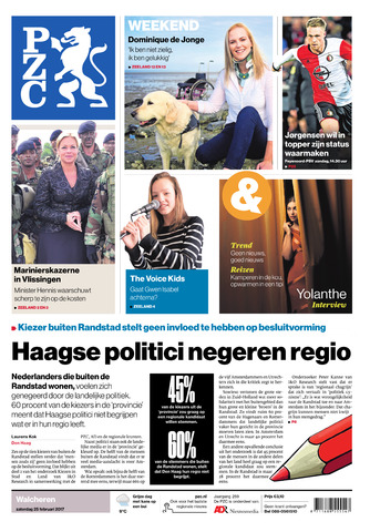 Provinciale Zeeuwse Courant 2017-02-25