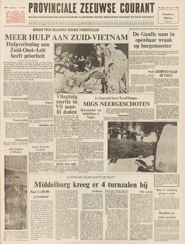 Provinciale Zeeuwse Courant 1966-04-25