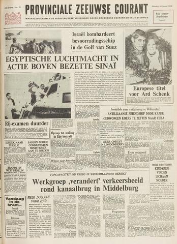 Provinciale Zeeuwse Courant 1970-01-26