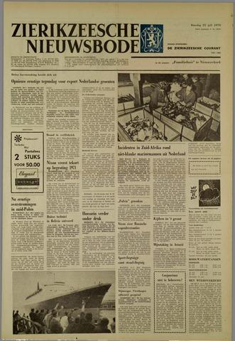 Zierikzeesche Nieuwsbode 1970-07-21