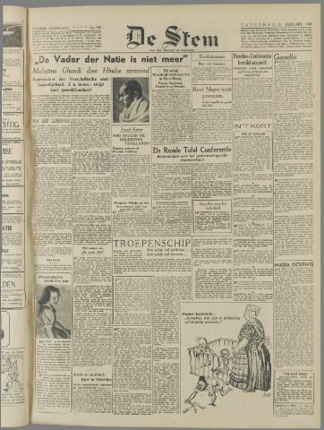 de Stem 1948-01-31