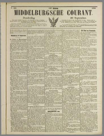 Middelburgsche Courant 1906-09-20