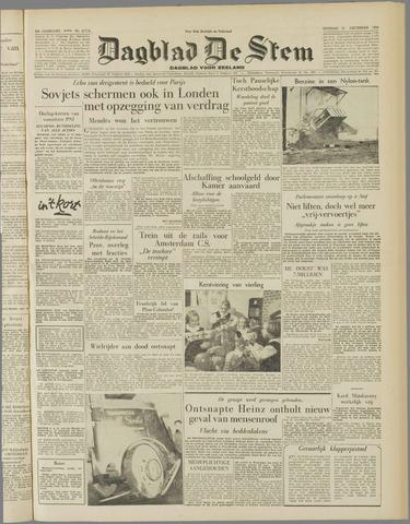 de Stem 1954-12-21