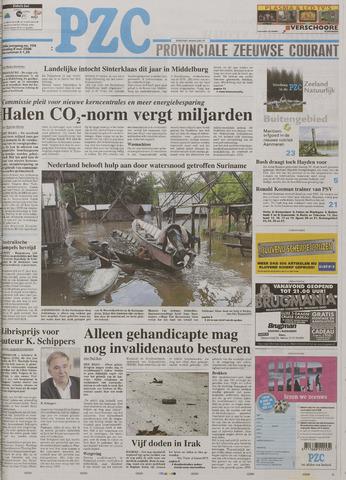 Provinciale Zeeuwse Courant 2006-05-09