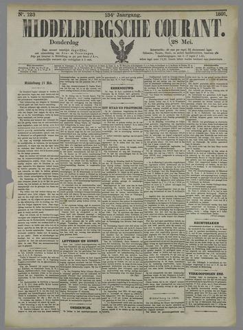 Middelburgsche Courant 1891-05-28