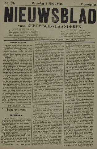 Nieuwsblad voor Zeeuwsch-Vlaanderen 1892-05-07