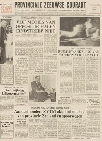 Provinciale Zeeuwse Courant 1971-08-06