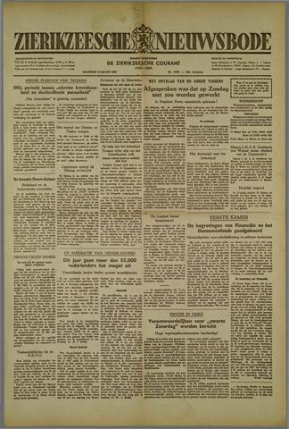 Zierikzeesche Nieuwsbode 1952-03-10