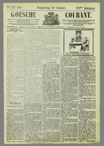 Goessche Courant 1913-10-16