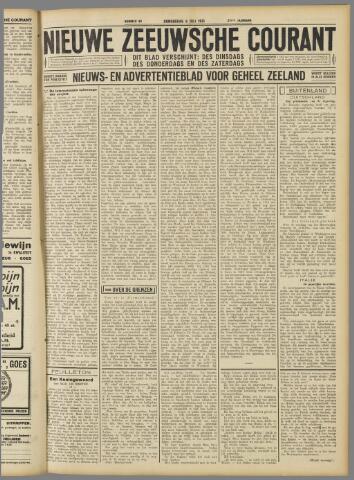 Nieuwe Zeeuwsche Courant 1931-07-09