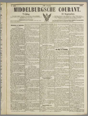 Middelburgsche Courant 1905-09-15