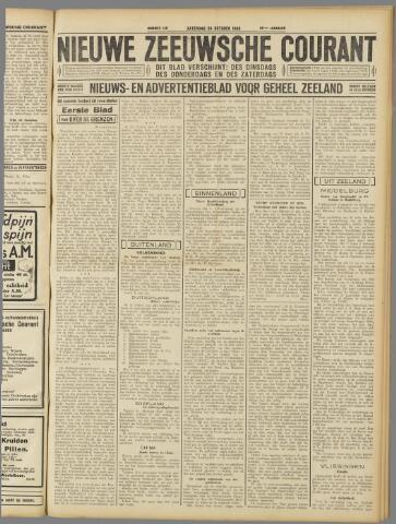 Nieuwe Zeeuwsche Courant 1933-10-28