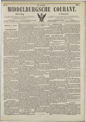 Middelburgsche Courant 1899-01-07