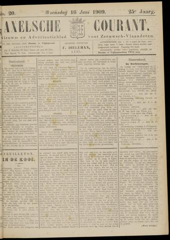 Axelsche Courant 1909-06-16