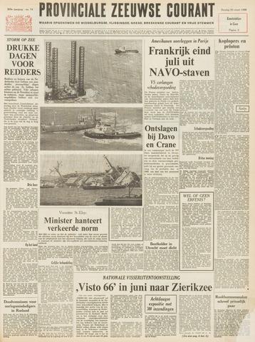 Provinciale Zeeuwse Courant 1966-03-29