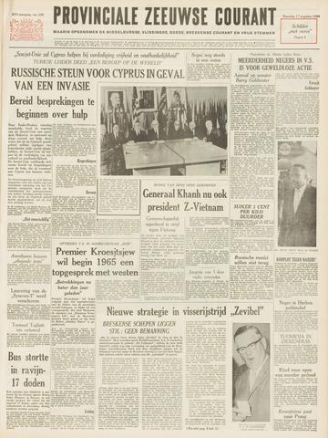Provinciale Zeeuwse Courant 1964-08-17