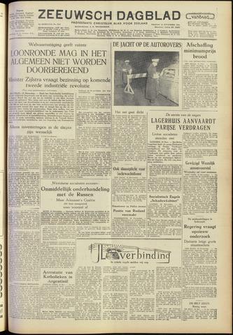 Zeeuwsch Dagblad 1954-11-19