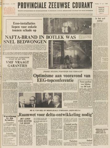 Provinciale Zeeuwse Courant 1969-11-11