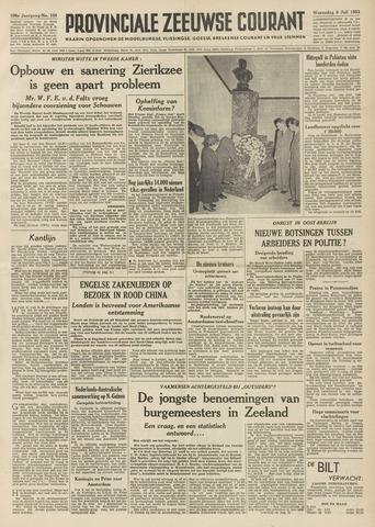 Provinciale Zeeuwse Courant 1953-07-08