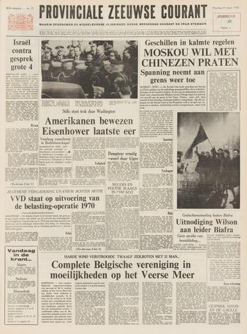 Provinciale Zeeuwse Courant 1969-03-31