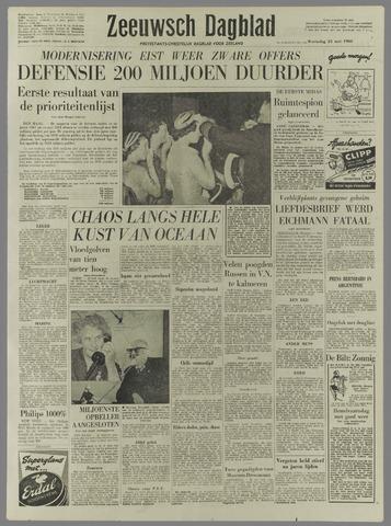 Zeeuwsch Dagblad 1960-05-25