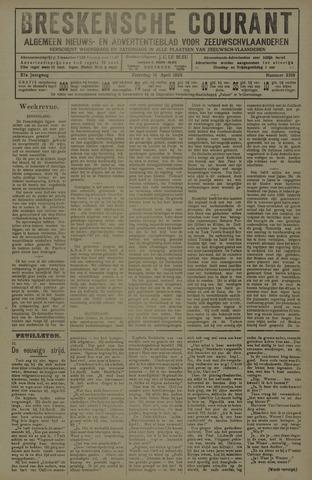 Breskensche Courant 1928-04-14