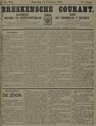 Breskensche Courant 1905-02-11