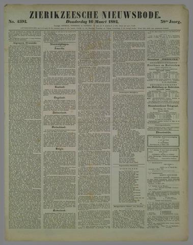 Zierikzeesche Nieuwsbode 1882-03-16