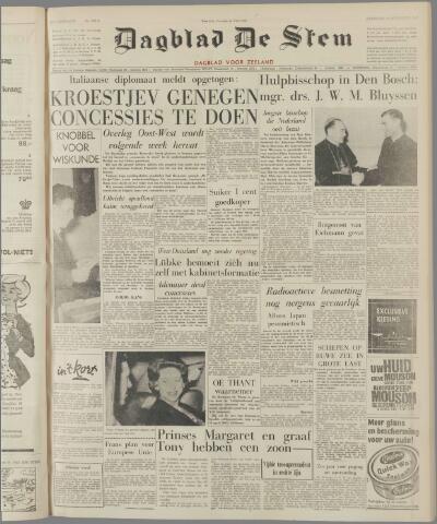 de Stem 1961-11-04