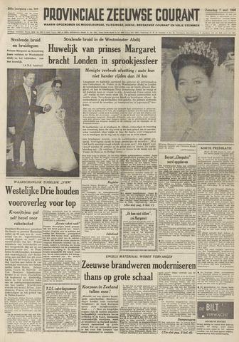 Provinciale Zeeuwse Courant 1960-05-07