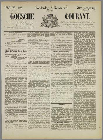 Goessche Courant 1883-11-08