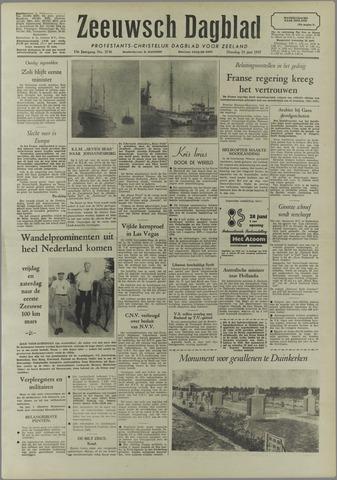 Zeeuwsch Dagblad 1957-06-25