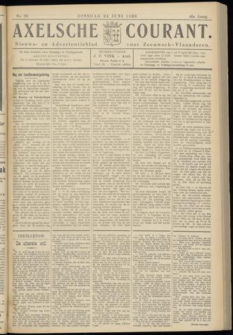 Axelsche Courant 1930-06-24