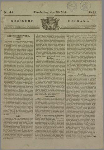 Goessche Courant 1844-05-30